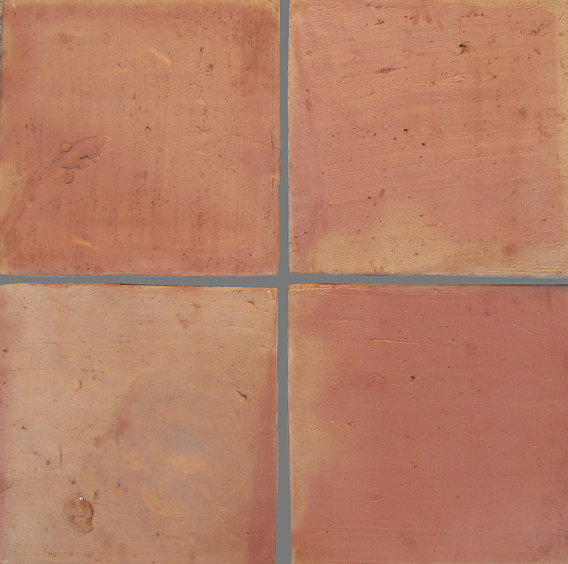 Custom Saltillo Tiles Products Standard Edge Shapes Rounded - 4x4 terracotta tile